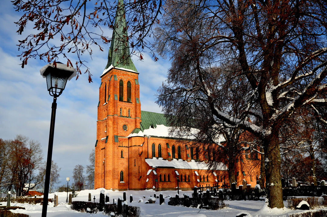 Undenäs kyrka